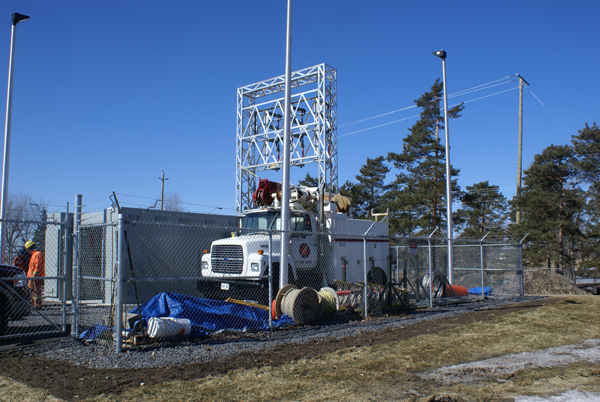 B G High Voltage Systems Limited